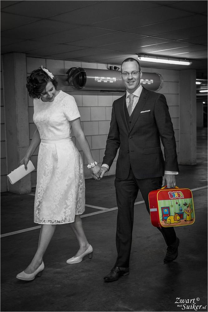 Hoorn-bruidsreportage-vintage