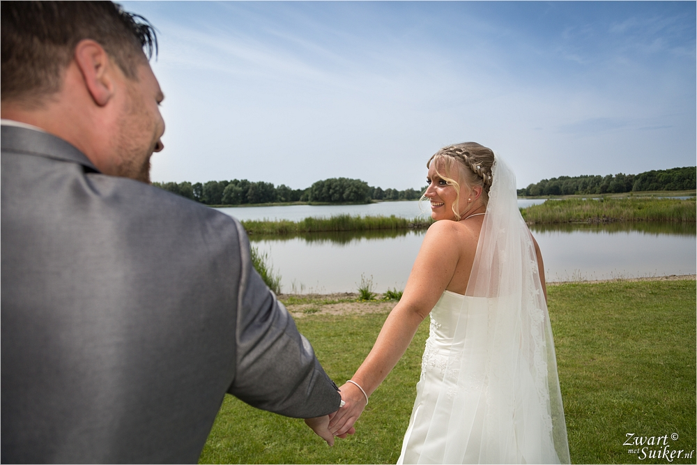 bruidsreportage Julianadorp